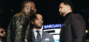 Wilder announced he will make the ninth defense versus Dominic Breazeale