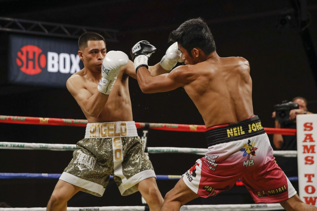 Angelo Leo vs Neil John Tabanao Results