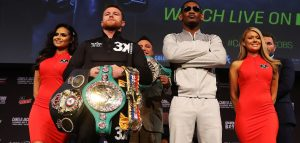 Saul Alvarez and Daniel Jacobs hosted their final press conference